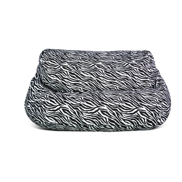 Extra Large Bean Bag Sofa By World Menagerie