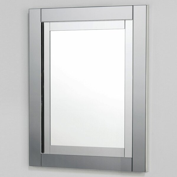 Candre 23.25 x 30 Recessed or Surface Mount Medicine Cabinet by Robern