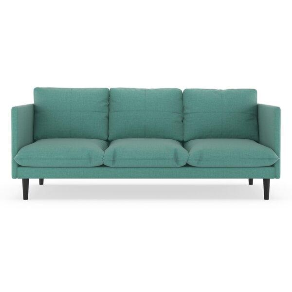 Coutee Linen Weave Sofa by Corrigan Studio