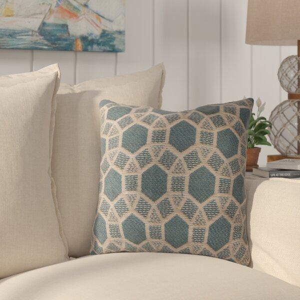Krull Luxury Throw Pillow by Bayou Breeze