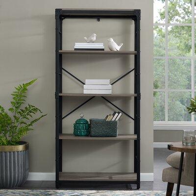 Grey Bookcases You Ll Love Wayfair