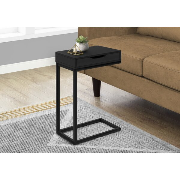 Nephi C Table End Table with Storage by Ebern Designs Ebern Designs