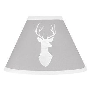 Bargain Woodsy 10 Fabric Empire Lamp Shade By Sweet Jojo Designs