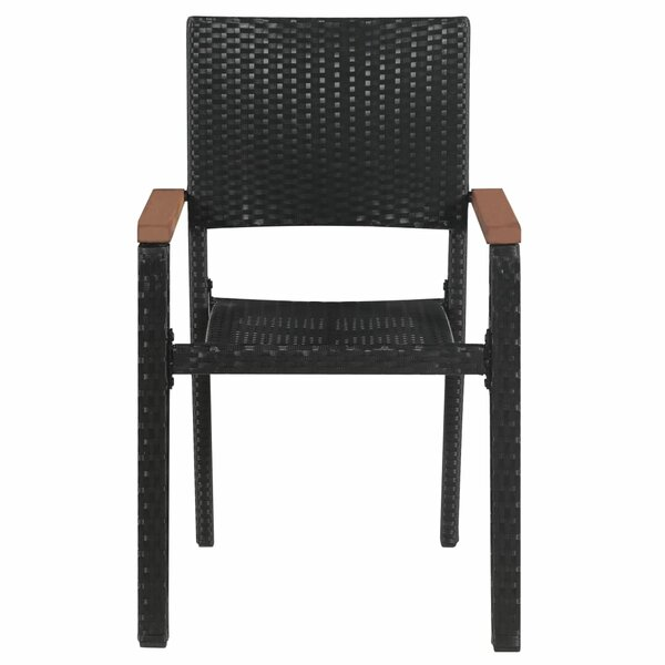 Carrollton Patio Dining Chair (Set Of 2) By Bay Isle Home