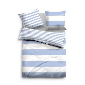 Bettwäsche-Set Sportlicher Streifen