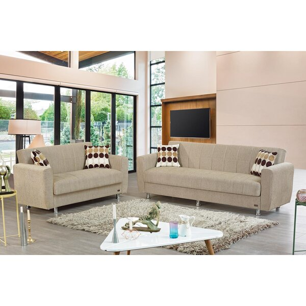 Meaux Sleeper Living Room Set By Latitude Run Great Reviews