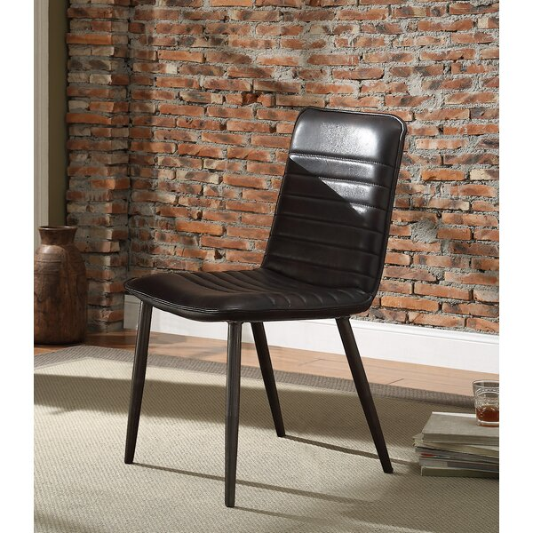 Adwaitha Pack Upholstered Dining Chair (Set of 2) by 17 Stories