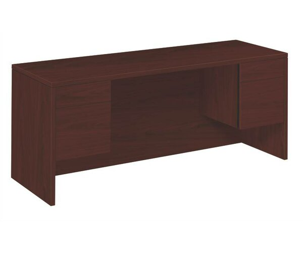 10500 Series Executive Desk with Hutch by HON