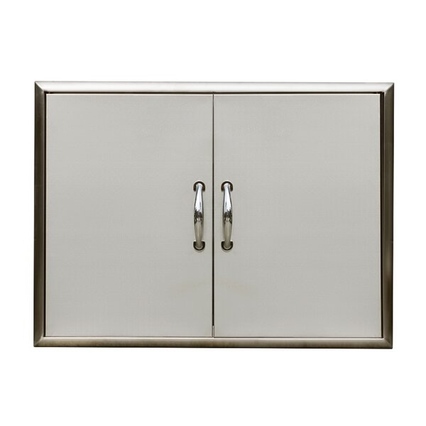 Premium Double Access Door by BroilChef