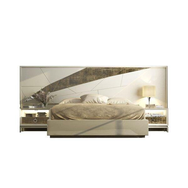 Helotes King Platform 4 Piece Bedroom Set by Orren Ellis
