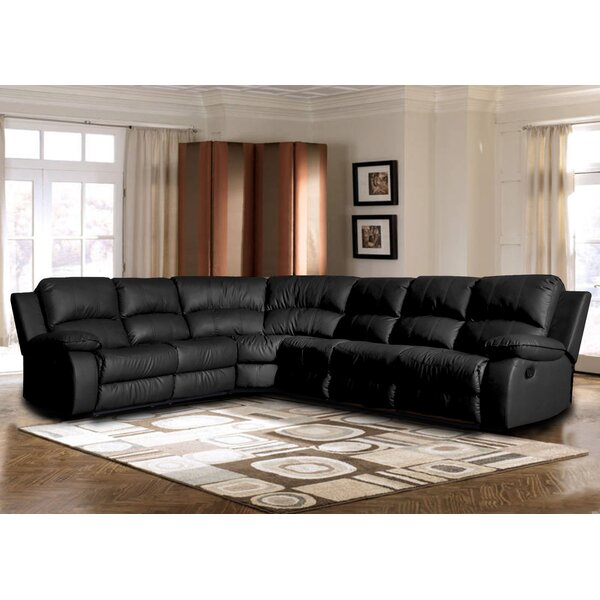 Kelleys Island Classic Reclining Sectional by Red
