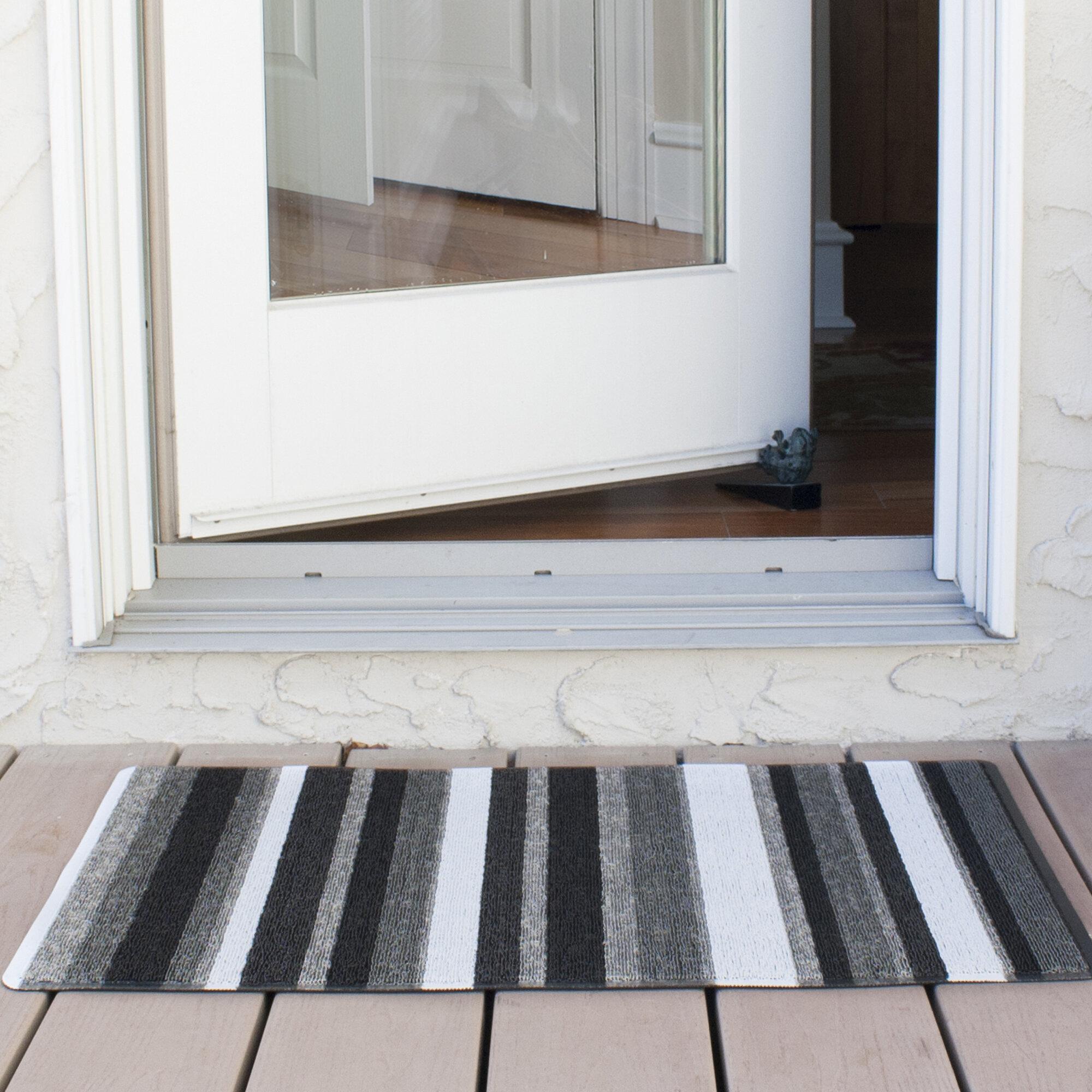 X 18 In Non Slip Outdoor Door Mat