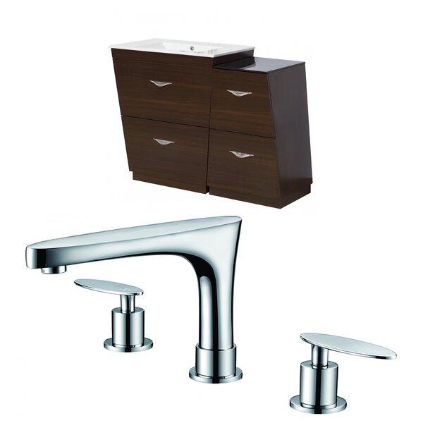 Vee 50 Single Bathroom Vanity Set by American Imaginations