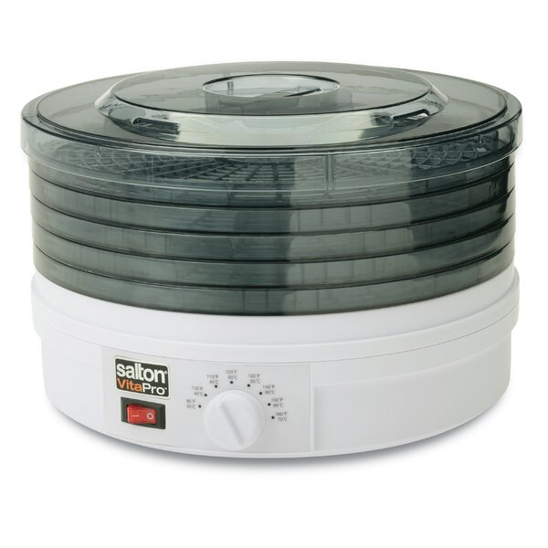 5 Tray Food Dehydrator by Salton