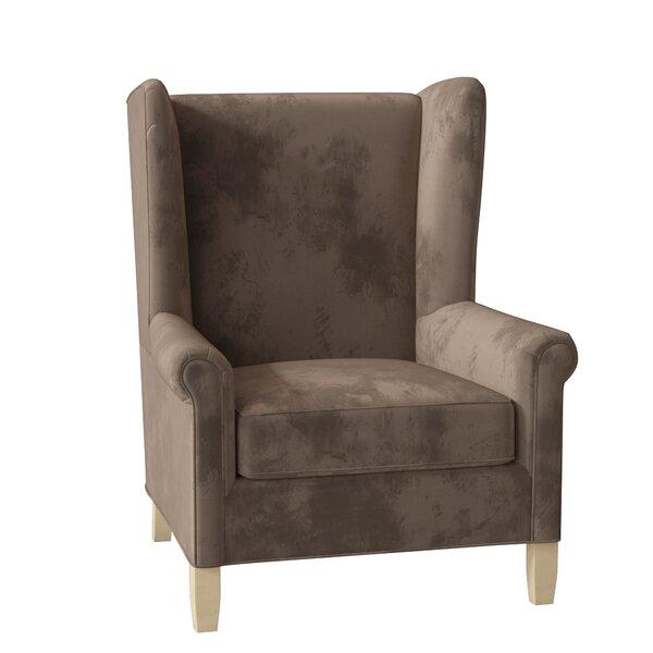 Wingback Chair by Paula Deen Home