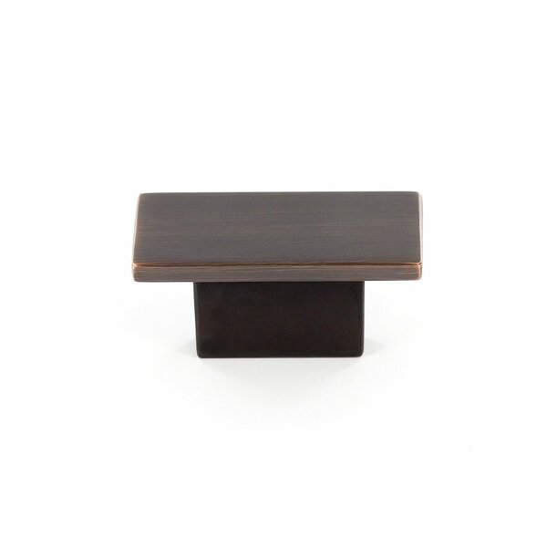 Rectangle Knob by Richelieu