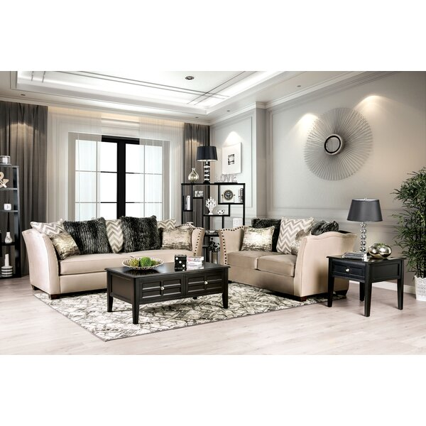 McCreery Configurable Living Room Set by Rosdorf Park