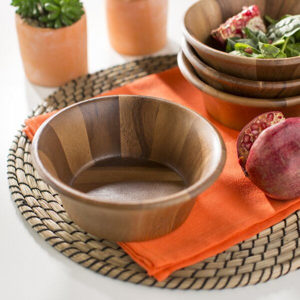 Jace Individual Salad Bowl Set of 4 by Mint Pantry