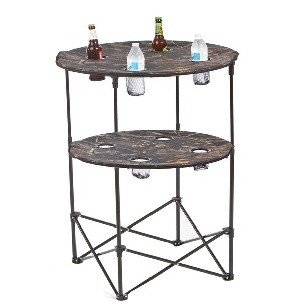 Scrimmage Folding Camping Table by Picnic Plus