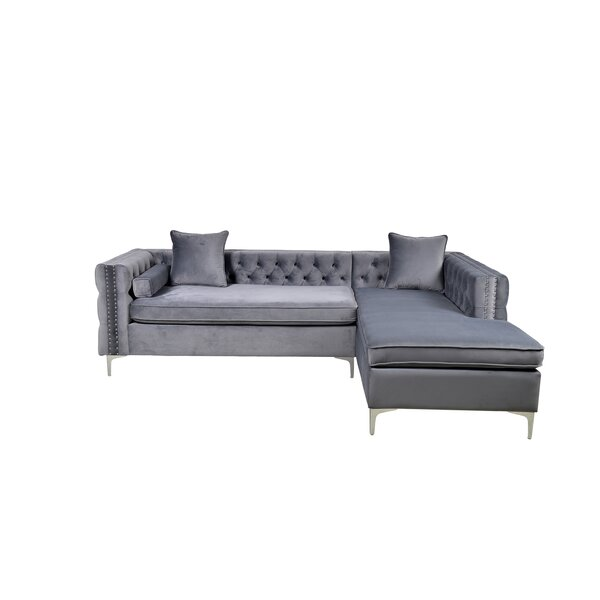 Caitlin Sectional by Mercer41
