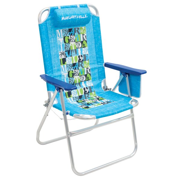 Margaritaville Big Shot Reclining Beach Chair by Rio Brands Rio Brands