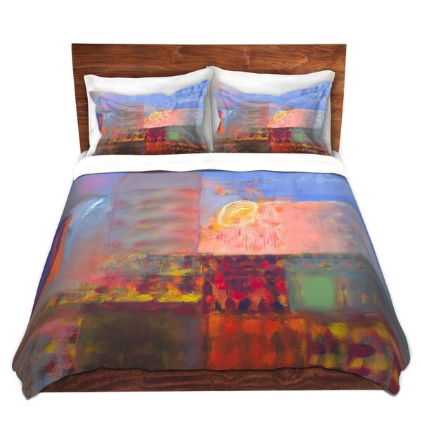 Luminescence Duvet Cover Set