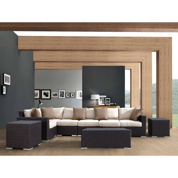 Aramingo Sectional by Wrought Studio