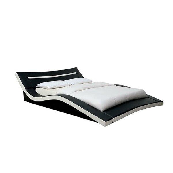 OReilly Upholstered Platform Bed by Orren Ellis