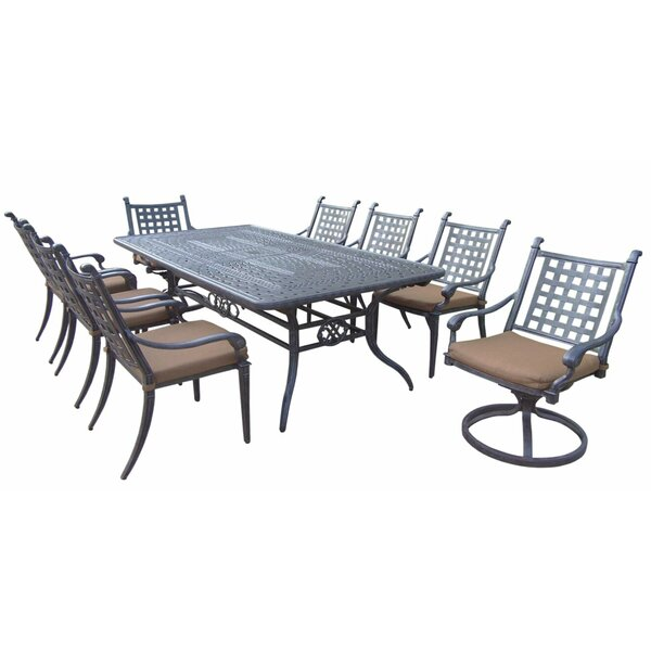 Arness 12 Piece Bar Height Dining Set by Darby Home Co