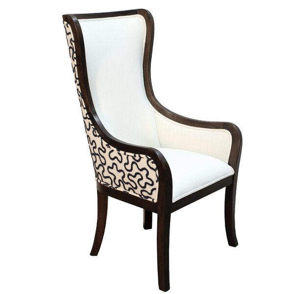 Laleia Armchair by Everly Quinn Everly Quinn