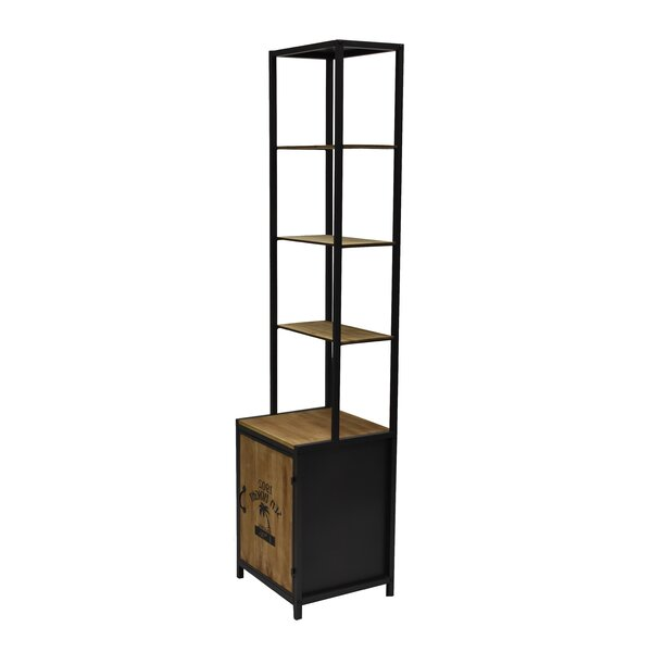 Schaller 4 Layers Etagere Bookcase by Williston Forge
