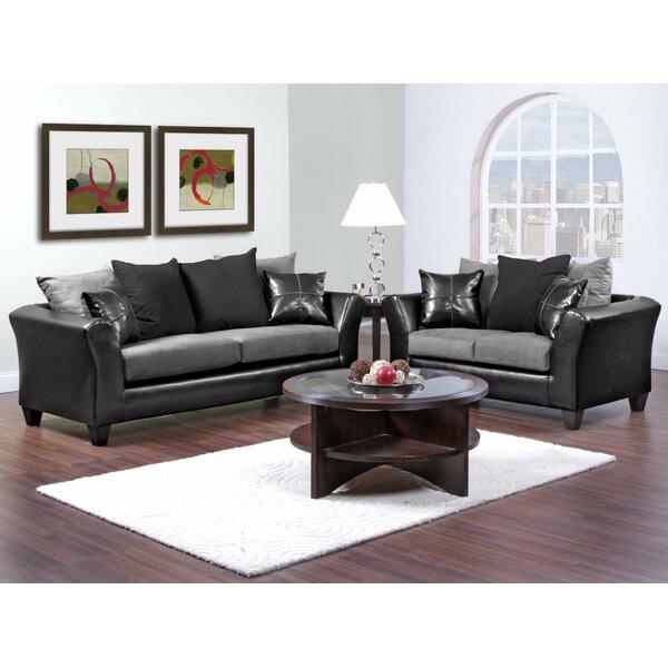 Platzer 2 Piece Living Room Set by Ebern Designs