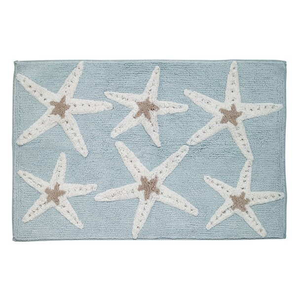 Castille Bath Rug by Highland Dunes