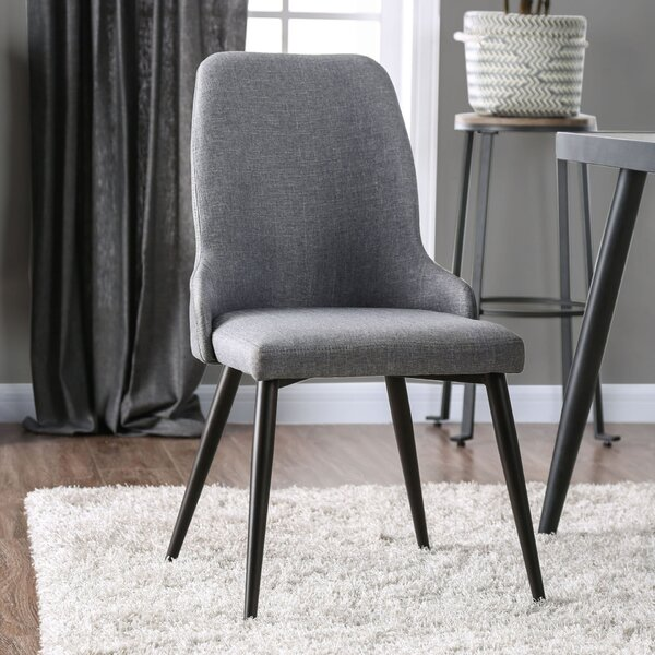 Shanley Upholstered Dining Chair (Set Of 2) By Ivy Bronx