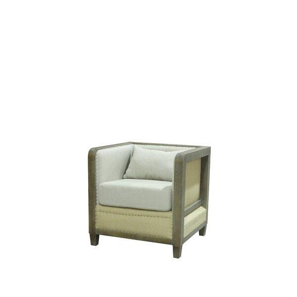 Montpetit Armchair by Lark Manor