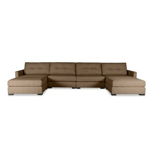 Secrest Modular Sectional with Ottoman Brayden Studio