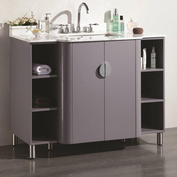 Grist 48 Single Bathroom Vanity Set by Orren Ellis