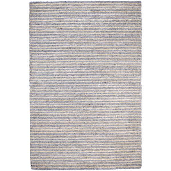 Bogard Hand-Tufted Gray Indoor/Outdoor Area Rug by Highland Dunes