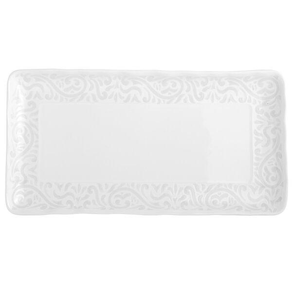 Reverso Rectangular Platter by Arte Italica