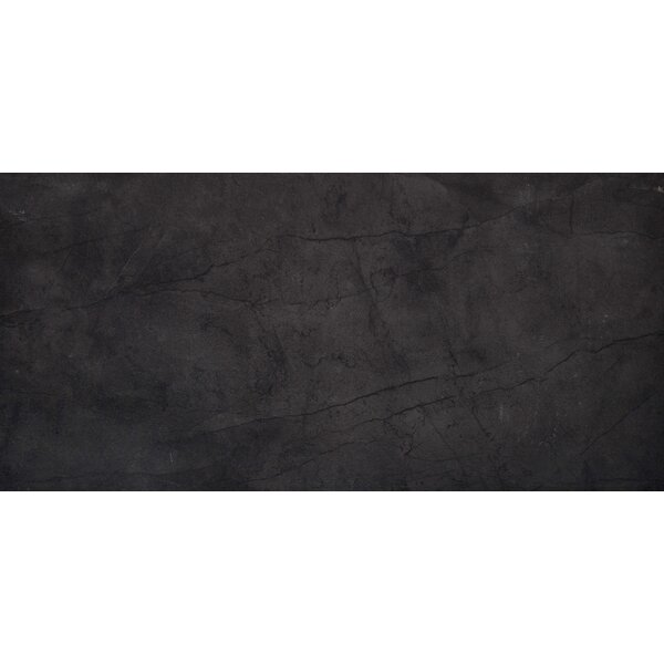 Citadel 12 x 24 Porcelain Field Tile in Black by Emser Tile