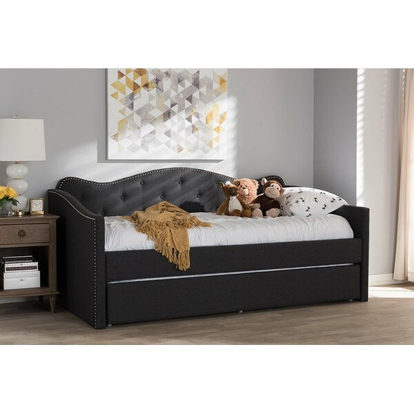 Ludie Twin Daybed With Trundle By Canora Grey