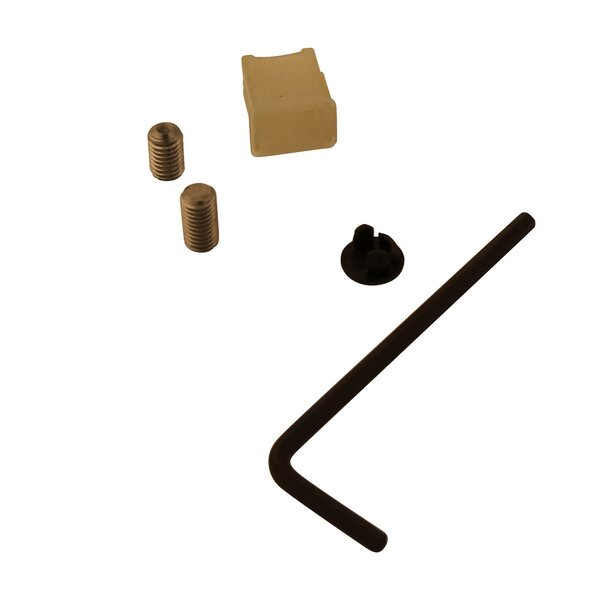 Button and Screw Set by American Standard