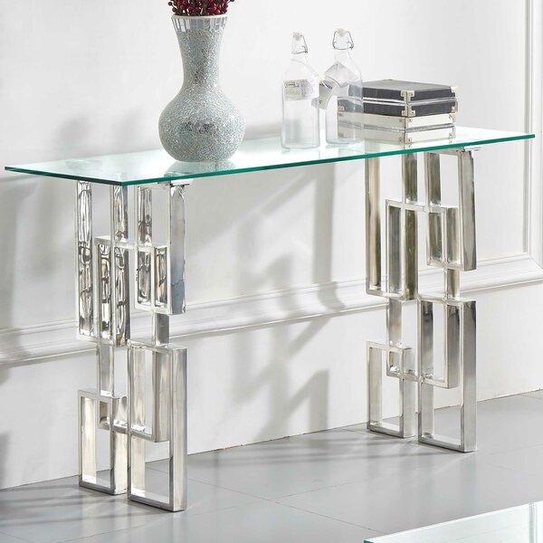 Jani Console Table by Willa Arlo Interiors Willa Arlo Interiors