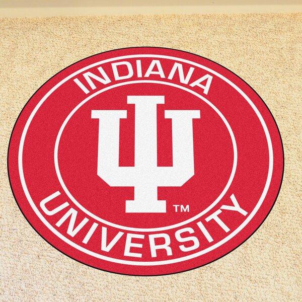 NCAA Indiana University Roundel Mat by FANMATS