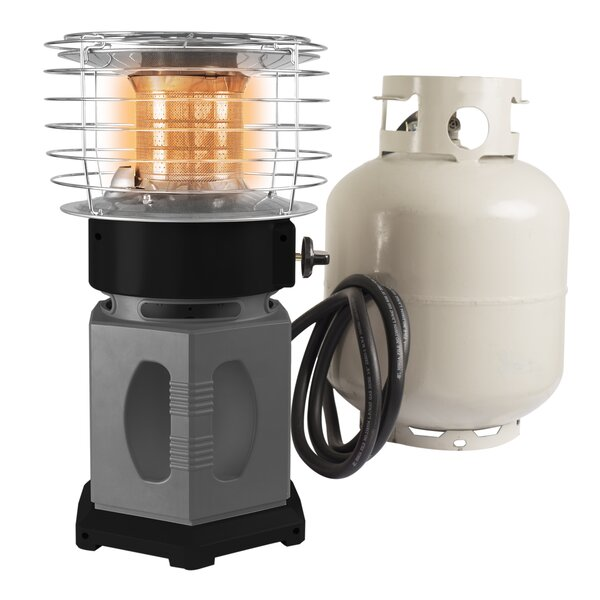 10,000 BTU Propane Infrared Compact Heater by Dyna-Glo