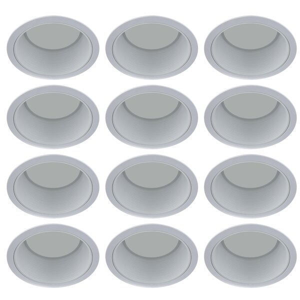 6 Open Recessed Trim (Set of 12) by Elegant Lighting