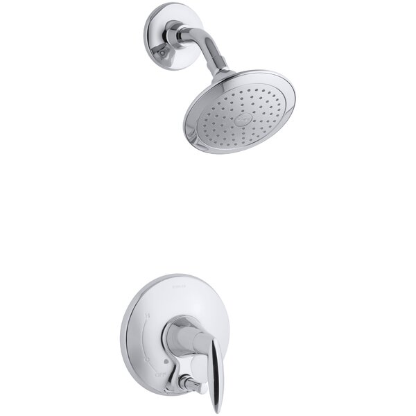 Alteo Shower Faucet Trim With Metal Lever Handle (valve Not Included) By Kohler.