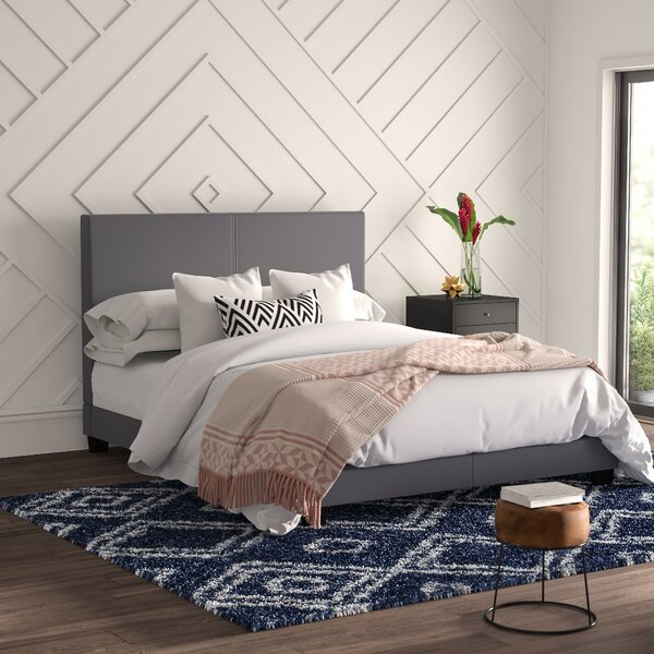 Colwell Queen Upholstered Standard Bed by Mercury Row