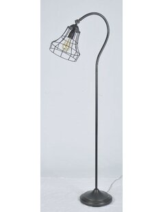 61 5 Arched Floor Lamp