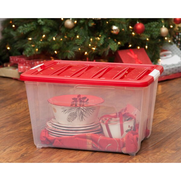 Holiday Ornament Storage (Set of 3) by IRIS USA, Inc.